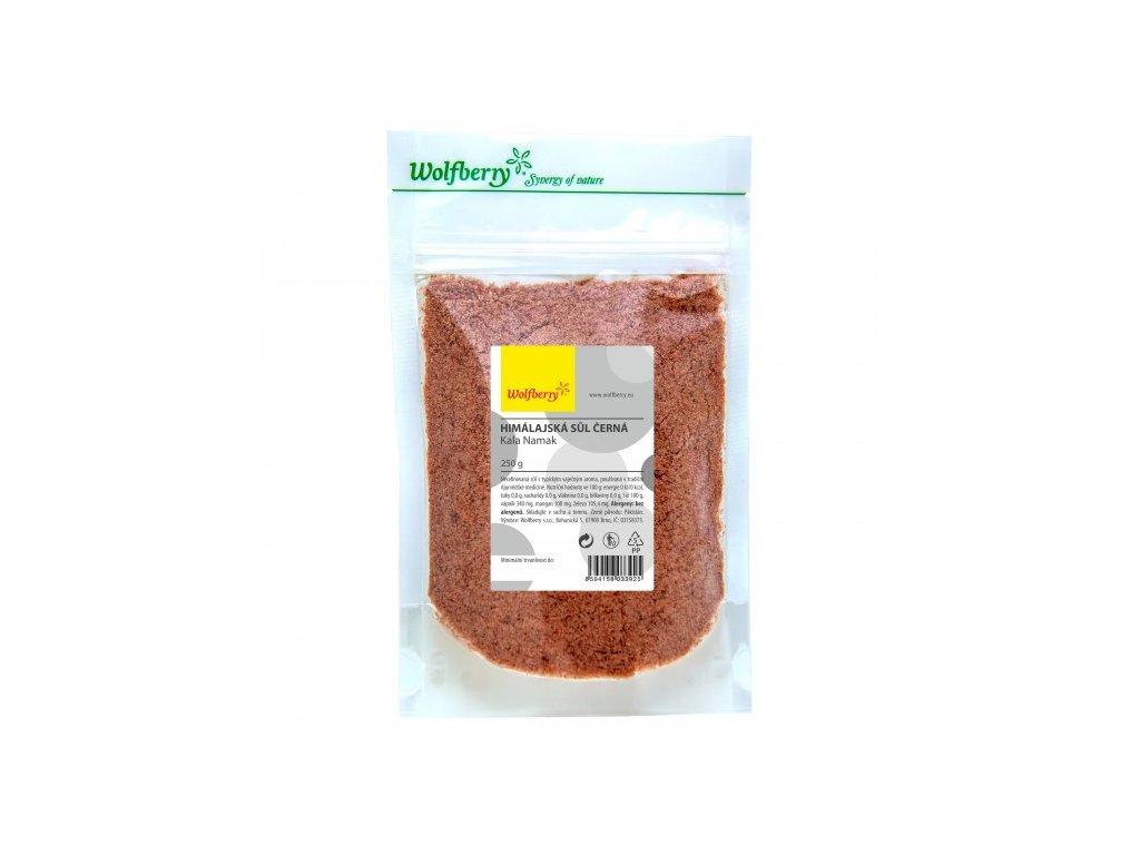 himalajska sul cerna kala namak wolfberry 250 g