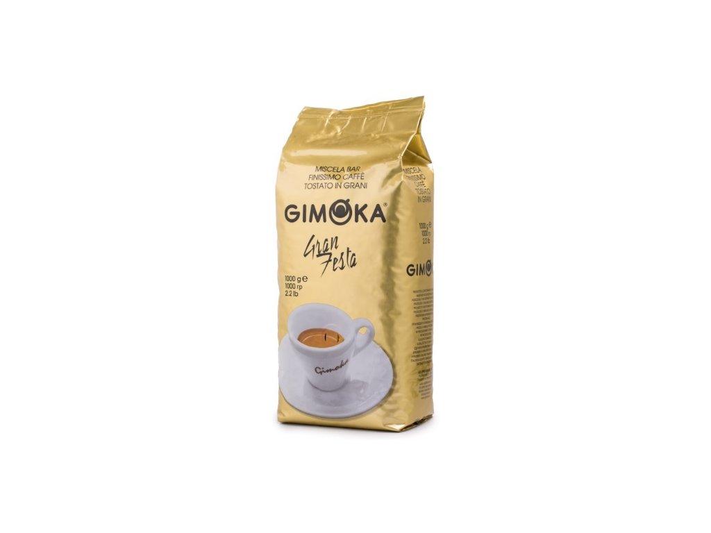 Gimoka Grand Festa zrnková káva 1 Kg