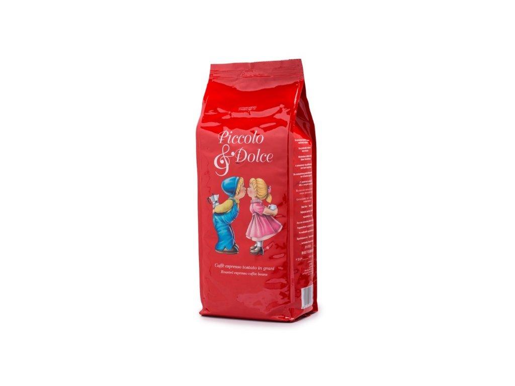 LuCaffe Piccolo e Dolce zrnková káva 1 kg