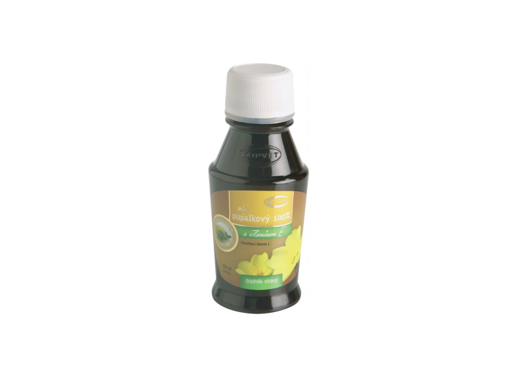 Topvet pupalkový olej
