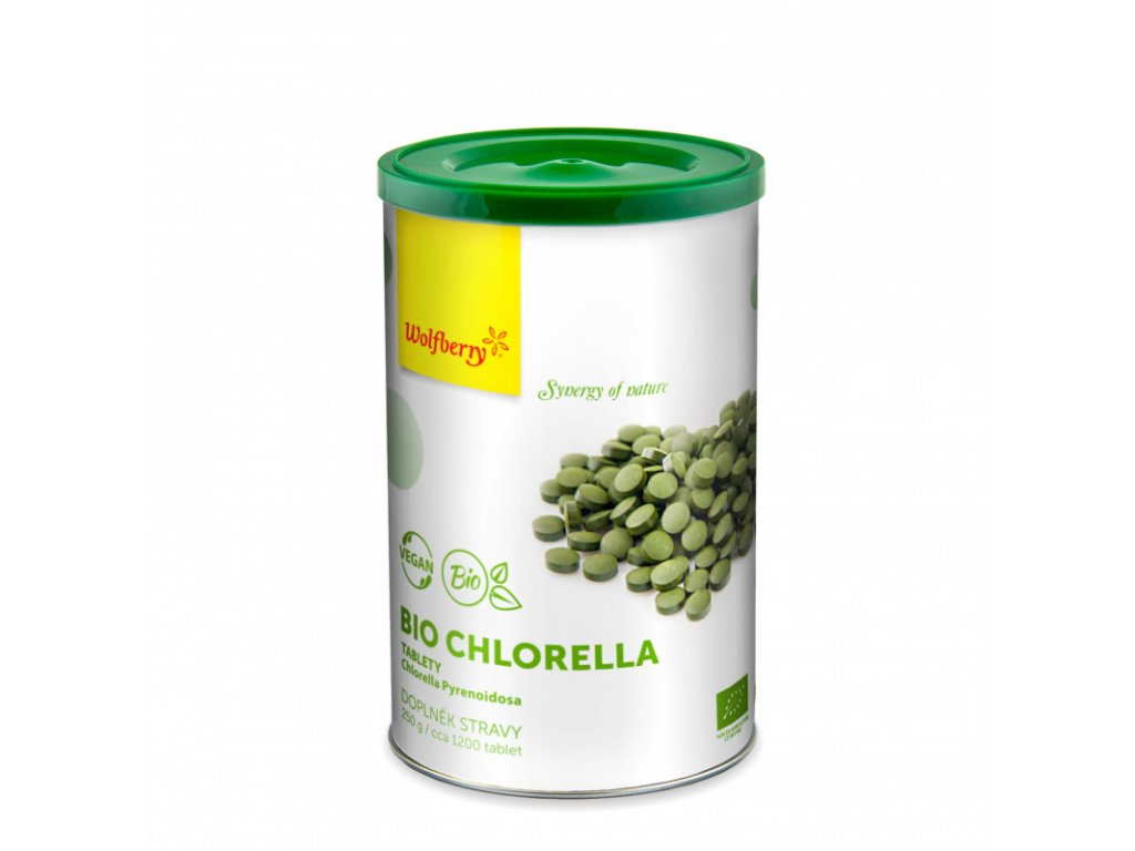 chlorella wolfberry bio 250 g 1200 tbl