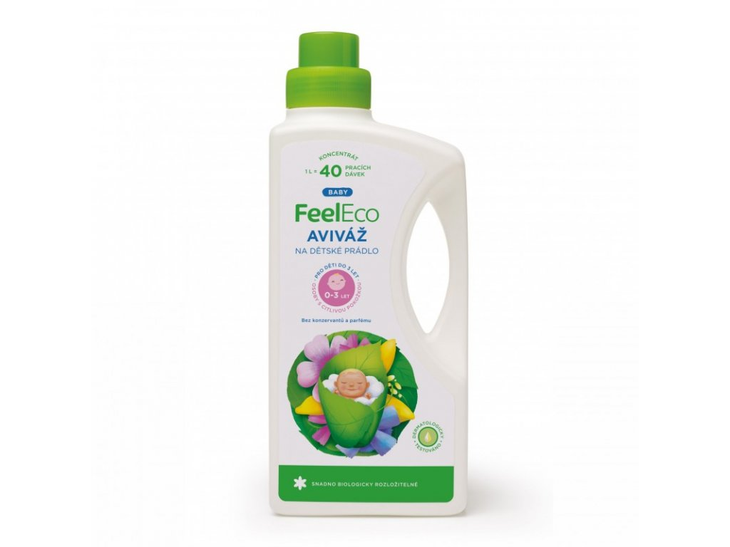 avivaz baby feel eco 1 l