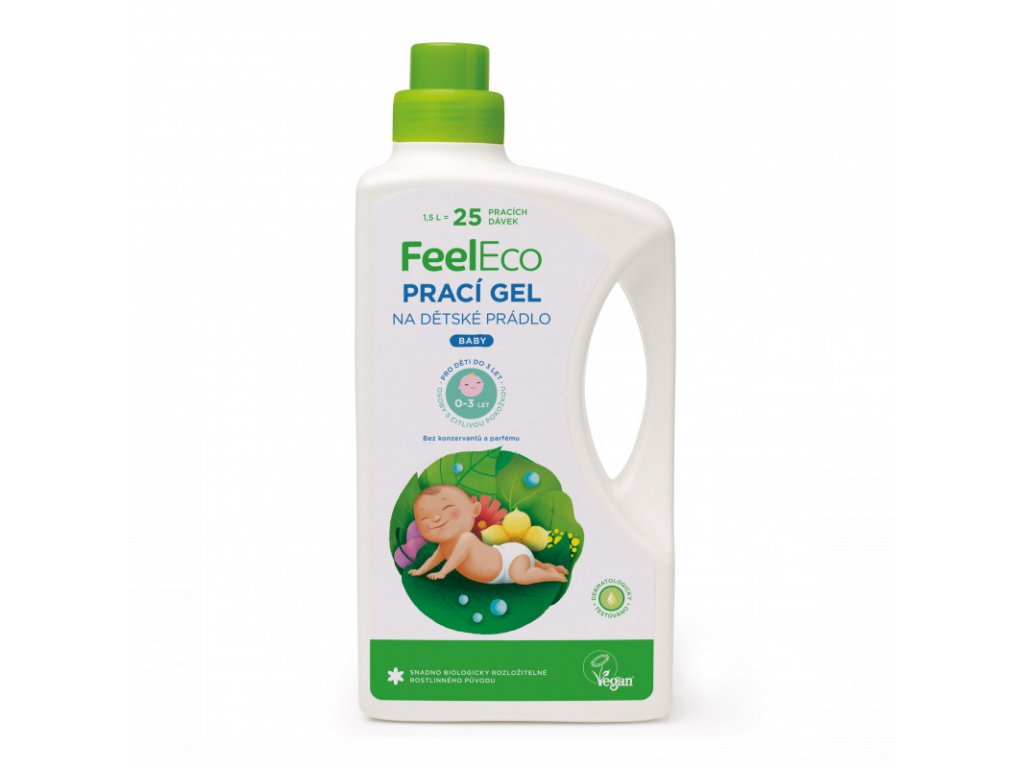 praci gel baby feel eco 1 5 l