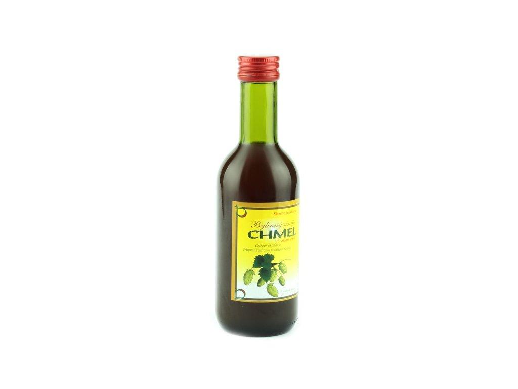 Bylinkový sirup Chmel Klášterní officína 250 ml
