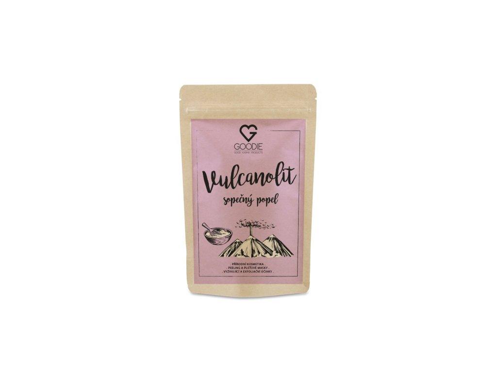 GOODIE Vulcanolit sopečný popel 120 g