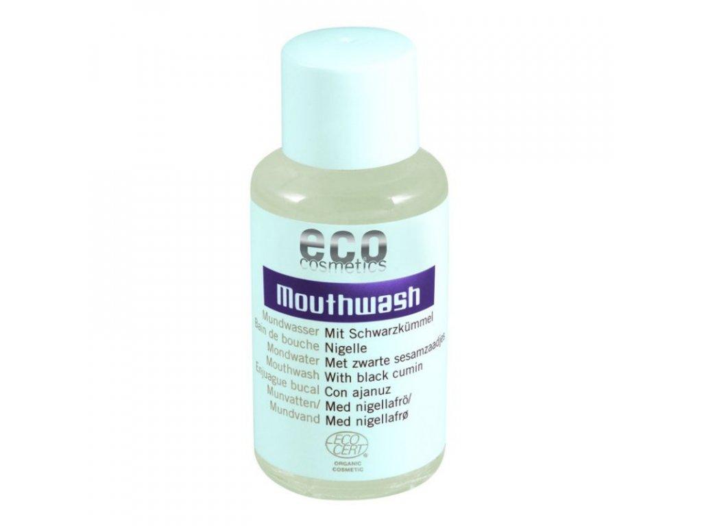 Eco Cosmetics Ústní voda s černuchou BIO 50 ml