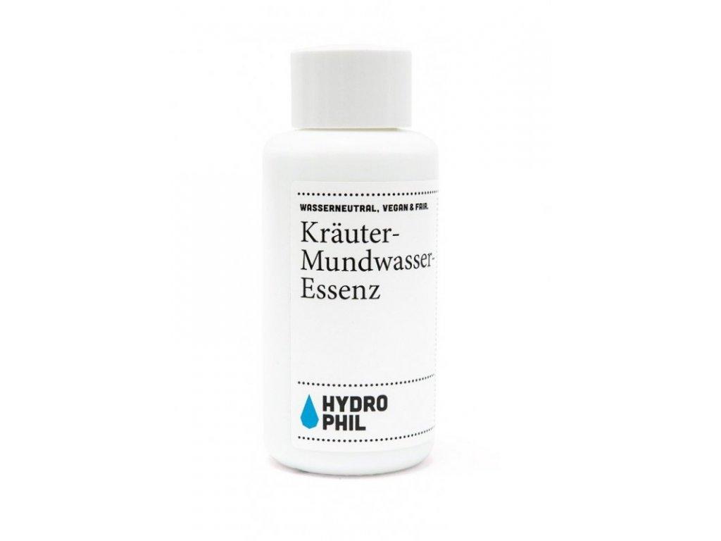 Hydrophil Koncentrovaná ústní voda BIO 100 ml a