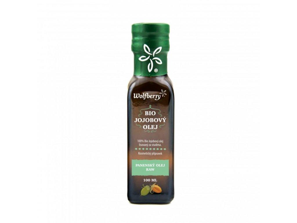 Wolfberry BIO Jojobový olej 100 ml a