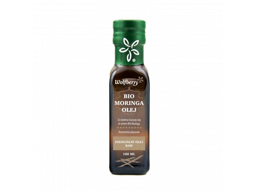 Wolfberry BIO Moringa olej 100 ml a