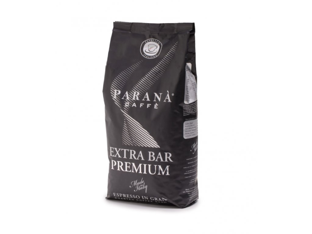 Parana Caffe Extra Bar Premium zrnková káva 1kg