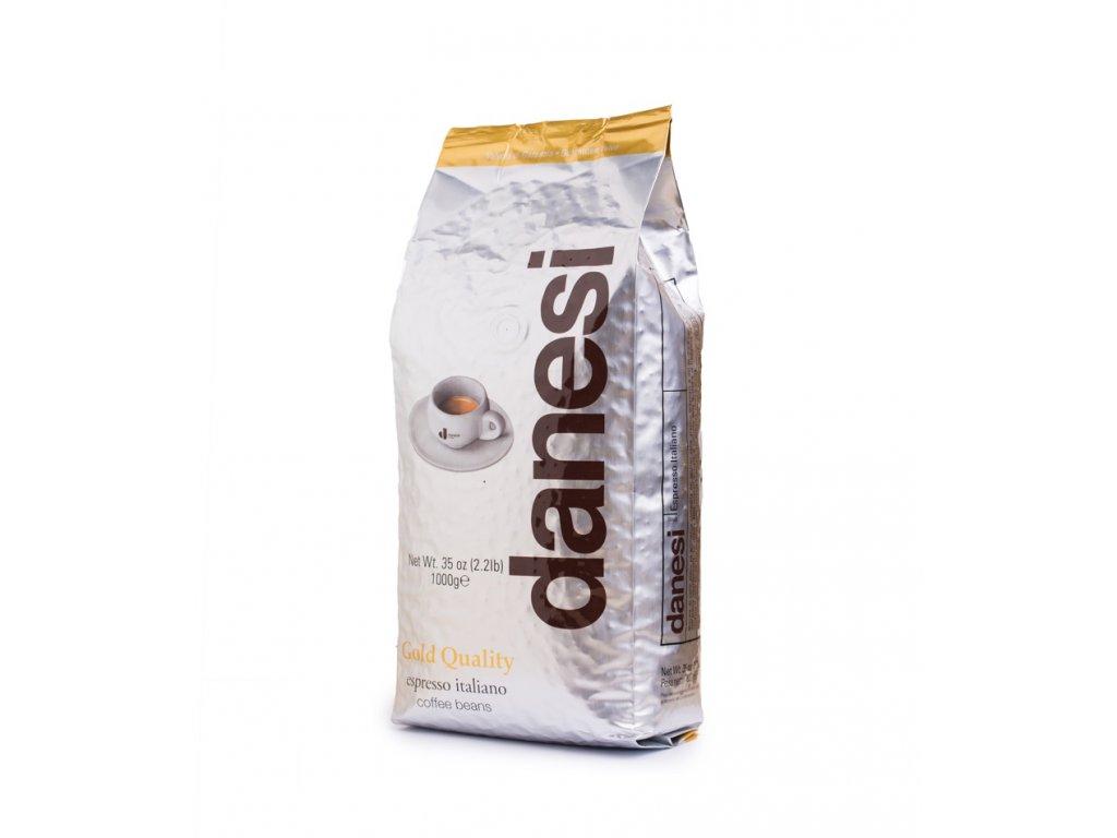 Danesi Caffé Gold Quality zrnková káva 1 kg