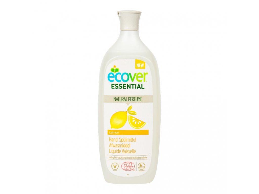 ECOVER přípravek na mytí nádobí Citron 1 l ECOCERT