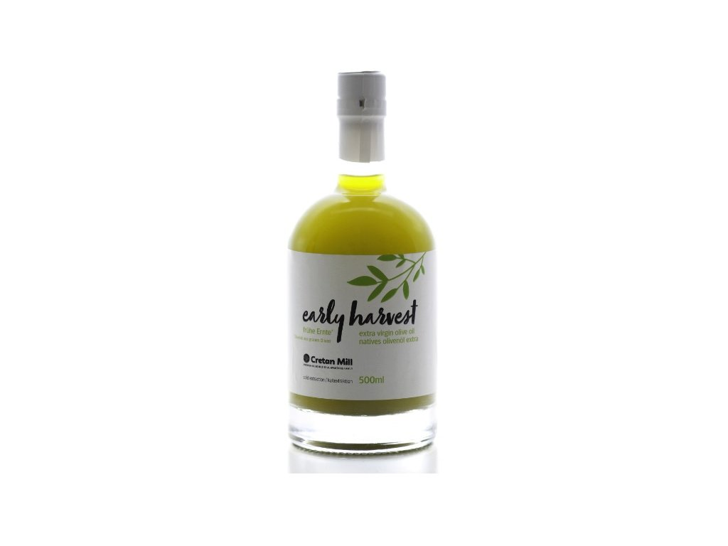Extra panenský olivový olej nefiltrovaný EARLY HARVEST 0.3 500 ml a