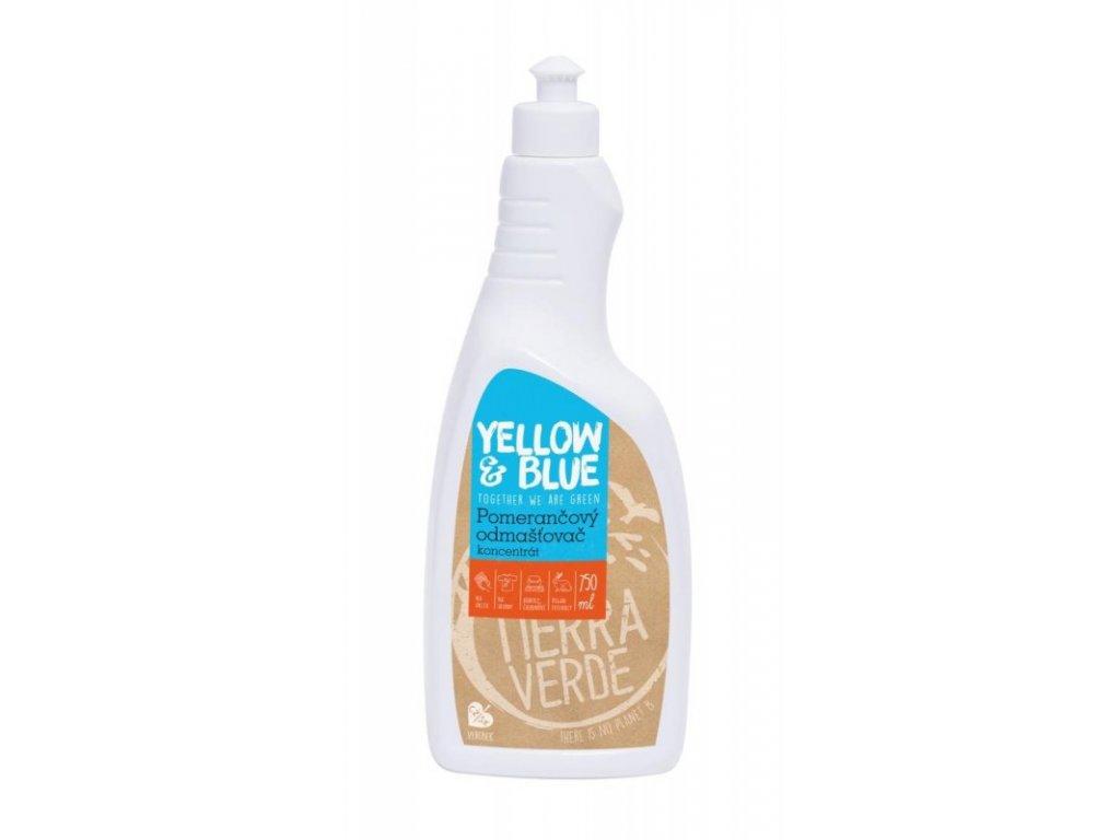 Yellow&Blue Pomerančový odmašťovač 750 ml
