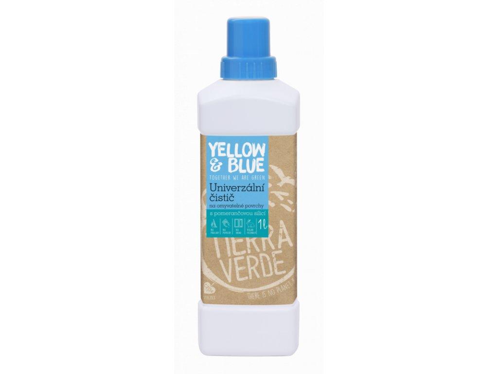 Yellow & Blue Univerzální čistič 1 l