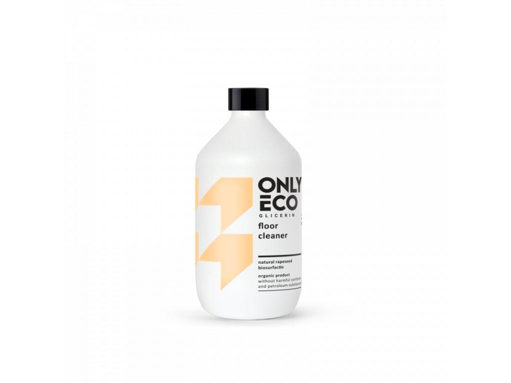 OnlyEco Čistič na podlahy 500 ml s olejem z citronové kůry a