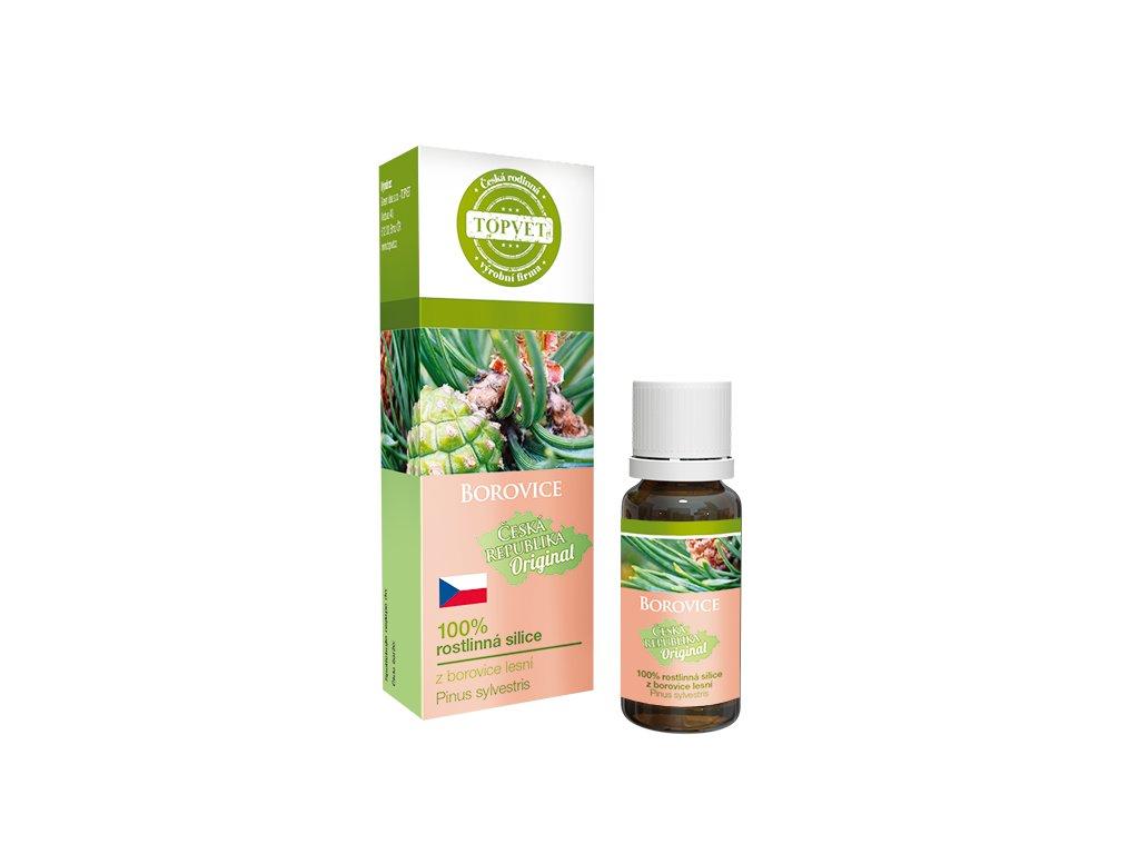 Topvet Borovice 100% silice 10 ml