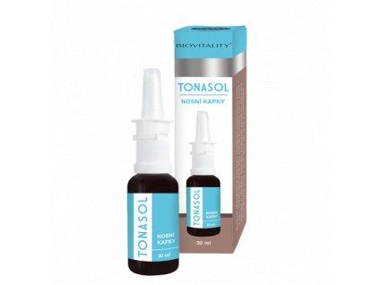 Topvet Tonasol nosní kapky 30 ml