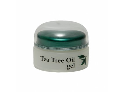 TOPVET Tea Tree Oil gel pro problematickou pleť 50 ml