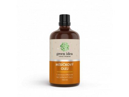 TOPVET Měsíčkový bylinný olej 100ml