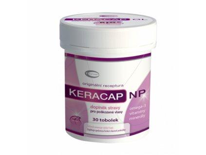 TOPVET KERACAP NP pro poškozené vlasy