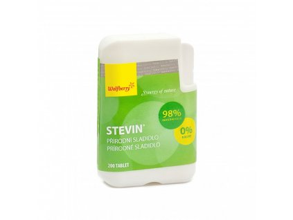 Wolfberry Stevin stolní sladidlo 200 tbl a