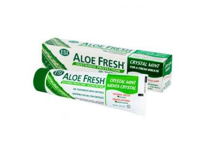 Zubní pasta CRYSTAL MINT 100 ml ESI
