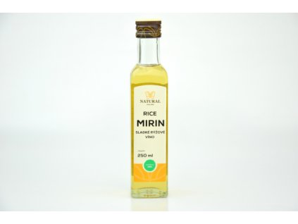 Rice MIRIN sladké rýžové víno Natural 250ml