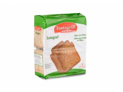 Celozrnné pšeničné suchary Tostagrill 225g