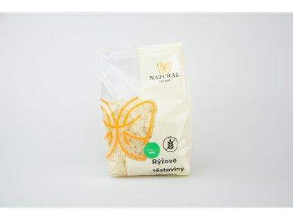 Těstoviny rýžové bez lepku hvězdičky Natural 300g