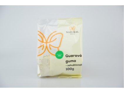 Guarová guma Natural 100g