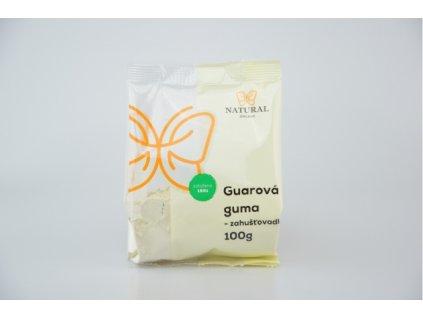 Guarová guma Natural 100g