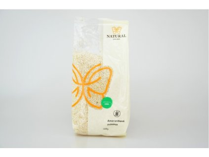 Pukance amaranthové Natural 100g