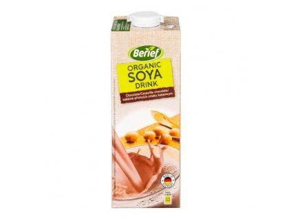 Nápoj sójový kakaový 1 l BIO BERIEF
