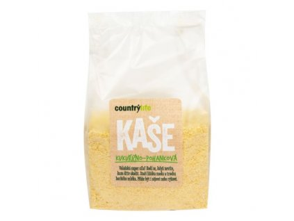 Kaše kukuřično pohanková 300 g COUNTRY LIFE
