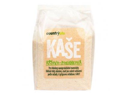 Kaše rýžovo pohanková 300 g COUNTRY LIFE