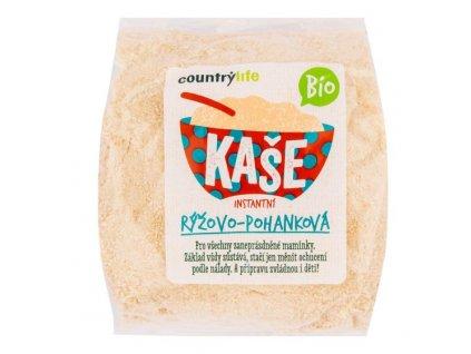 Kaše rýžovo pohanková 300 g BIO COUNTRY LIFE