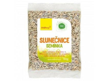 slunecnicove seminko wolfberry bio 100 g