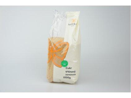 Cukr třtinový demerara Natural 1000g