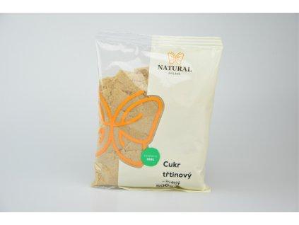 Cukr třtinový světlý jemný Natural 500g
