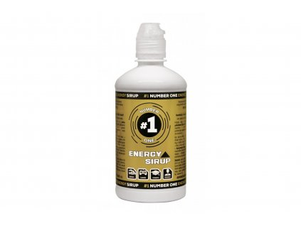 Energy sirup NUMBER ONE 650g