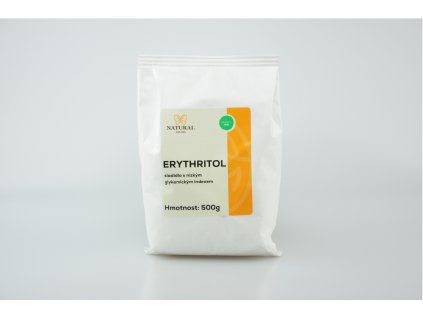 Erythritol Natural 500g