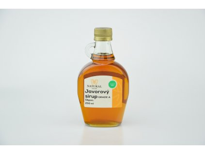 Javorový sirup Natural 250ml