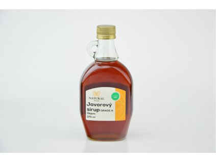 Javorový sirup Natural 375ml