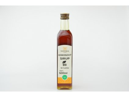Kokosový sirup BIO Natural 500ml