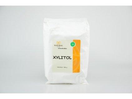 Xylitol sladidlo Natural 500g