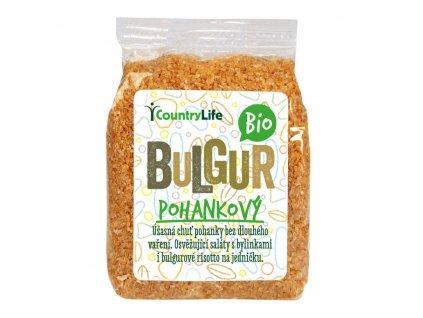 Bulgur pohankový 250 g BIO COUNTRY LIFE