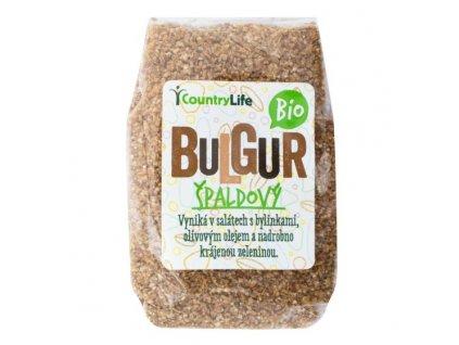 COUNTRY LIFE Bulgur špaldový BIO 250 g