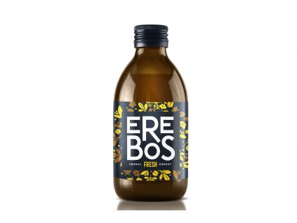 Erebos Fresh přírodní energetický nápoj 250ml