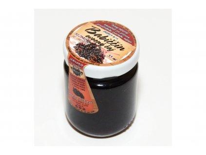 Babiččin ovocný čaj bezinka se skořicí 60ml